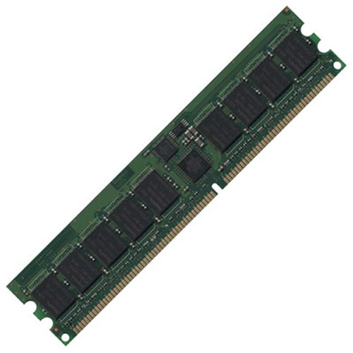 Gigaram  1GB 184p PC3200 CL3 18c 128x4 Registered ECC DDR DIMM Sun Original