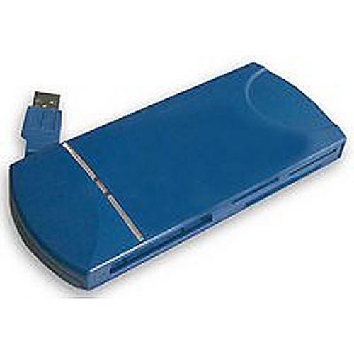 0MB USB 2.0 to 5-in-1 Reader