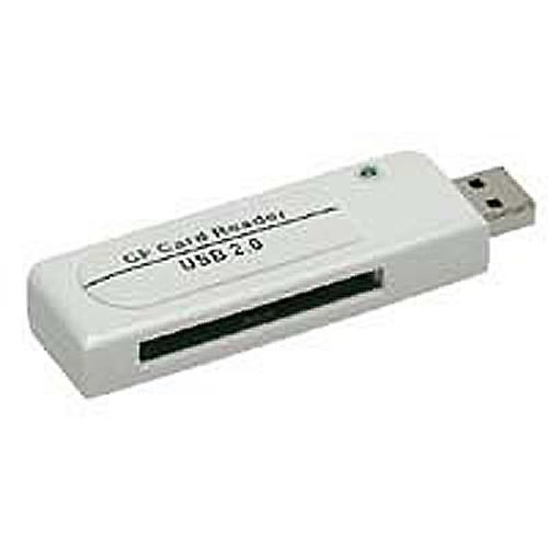 Gigaram BXU 0MB USB 2.0 to CompactFlash Reader