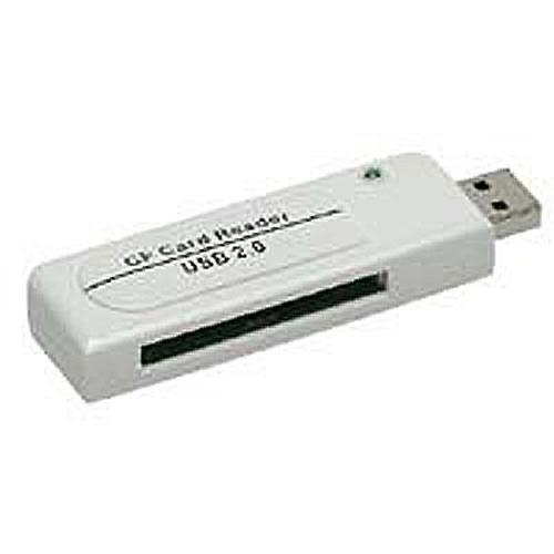 0MB USB 2.0 to CompactFlash Reader