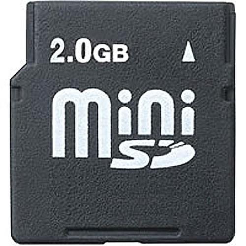 2GB MiniSD Mini Secure Digital Card 150X