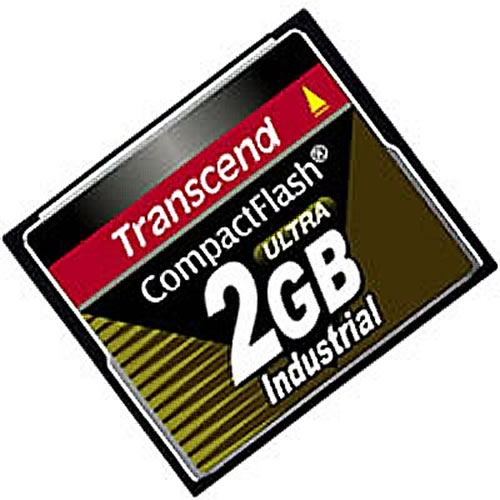 Gigaram  2GB 50p CompactFlash Industrial