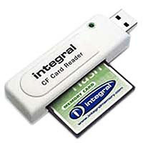 Gigaram CAF Reader USB 2.0 (15-in-1) to Flash Memory Card