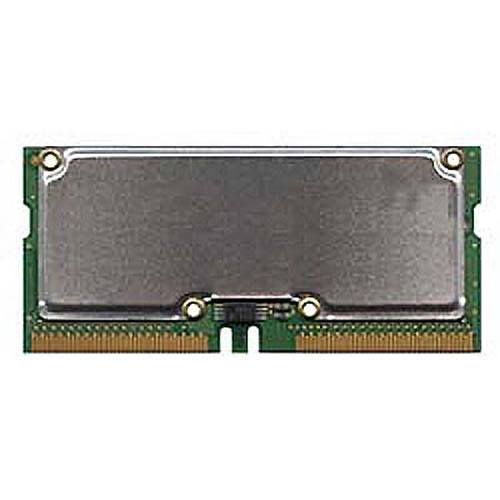 Samsung MS18R1628EH0-CM8CI 256MB 160p PC800-40 ECC RDRAM SODIMM Cisco 15-7602-01