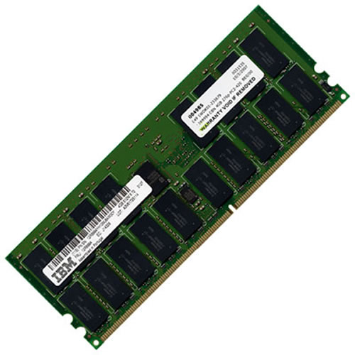 IBM  4GB 276p PC2-4200 CL4 36c 256x4 Registered ECC DDR DIMM