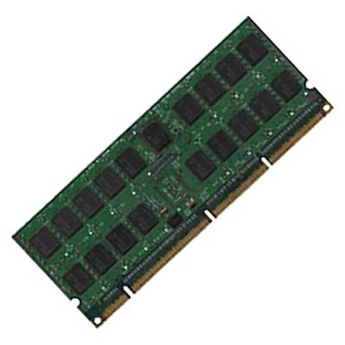 HP A9843-60301 CCU 1GB 278p PC2-4200 36c 64x4 ECC Registered DDR2 DIMM 1/2 KIT OF 007354