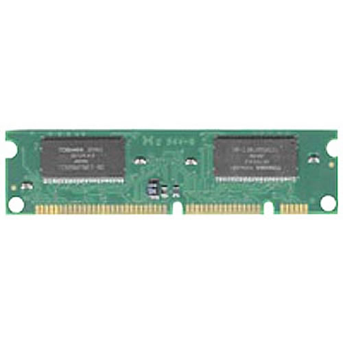 MemoryTen MEM2600XM-64D-MT 64MB, Cisco 3rd Party, 2600XM Series Routers Memory ARB