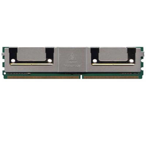 Samsung M395T1K66AZ4-CE66 8GB 240p PC2-5300 CL5 36c 512x4 DDR2-667 2Rx4 1.8V ECC FBDIMM W/HP label