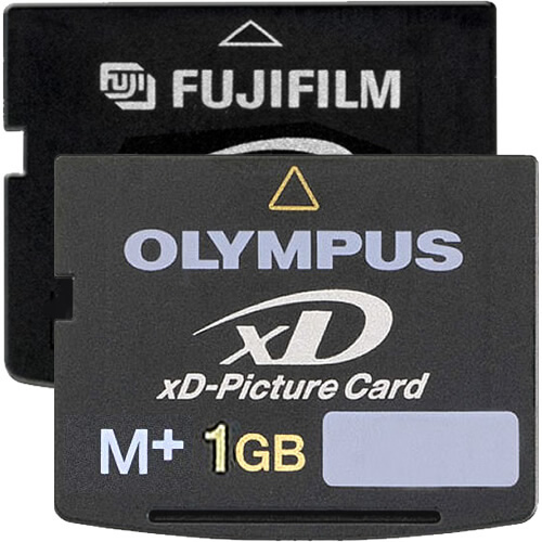Gigaram CHN 1GB xD TYPE M PLUS Picture Card Olympus