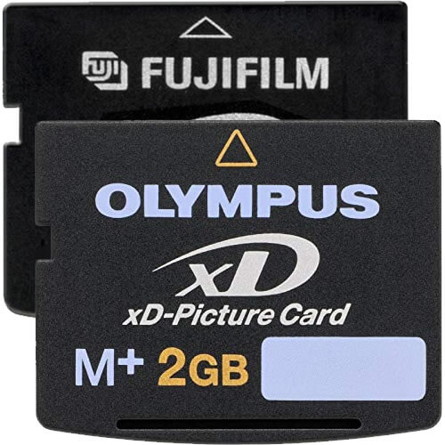 Gigaram CHO 2GB xD M PLUS Picture Card Olympu