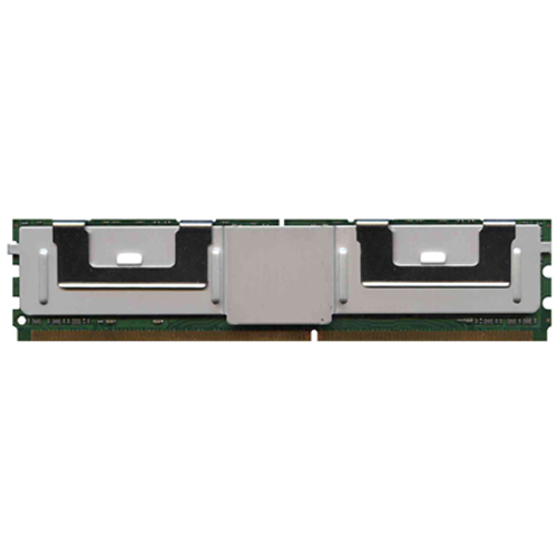 Hynix HYMP351F72AMP4N3-Y5 4GB 240p PC2-5300 CL5 18c 2x256x4 DDR2-667 2Rx4 1.8V ECC FBDIMM Orange Hea