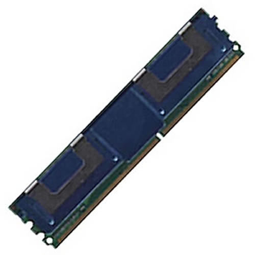 Gigaram CIR 4GB 240p PC2-5300 CL5 72c 128x4 DDR2-667 1.8V 4Rx4 ECC RDIMM