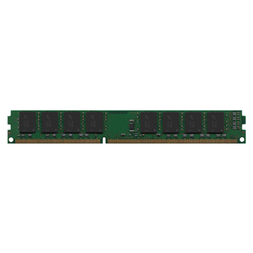 Kingston/Kingsto KVR1333D3N9/2G 2GB 240p PC3-10600 CL9 16c 128x8 DDR3-1333 2Rx8 1.5V UDIMM  RFB  VLP