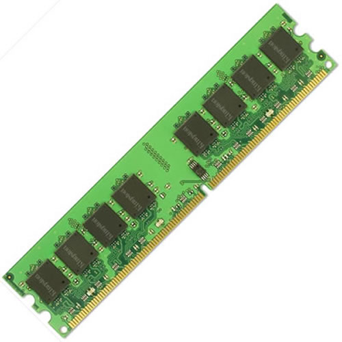Gigaram  1GB 240p PC2-8500 CL5 8c 128x8 DDR2-1066 DIMM