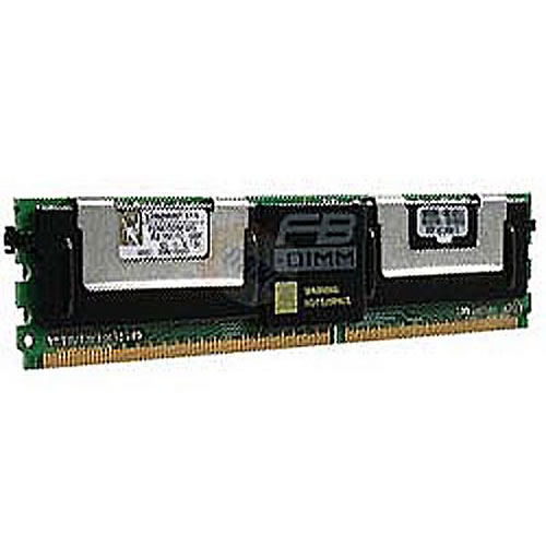 Gigaram  2GB 240p PC2-5300 CL5 36c 128x4 Fully Buffered ECC DDR2-667 FBDIMM Sun Barcode