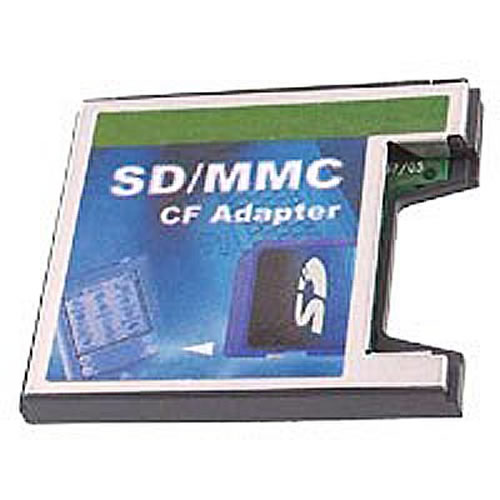 Gigaram CMD 0MB CompactFlash to Secure Digital Adapter