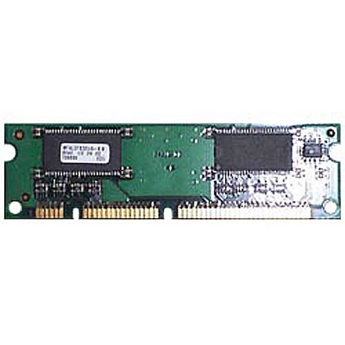 Samsung/Gigaram GR32H4S416-75-SP6Y 32MB 100p PC133 CL3 4c 4x16 SDRAM SODIMM Cisco