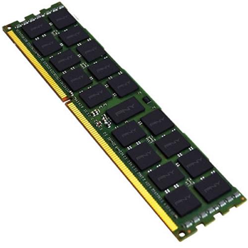 2GB 240p PC2-6400 CL5 18c 256x4 DDR2-800 1Rx4 1.8V ECC RDIMM NOB