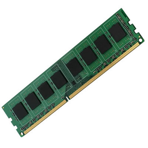 Micron MT18JSF51272AZ-1G1A1-N CNN 4GB 240p PC3-8500 CL7 18c 256x8 DDR3-1066 2Rx8 1.5V ECC UDIMM No O