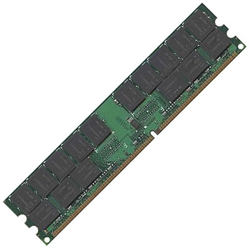 Gigaram CPU 1GB 184p PC3200 CL3 16c 128x4 1Rx4 DDR400 2.5V UDIMM