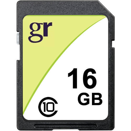 Gigaram  16GB SDHC Secure Digital Class 10