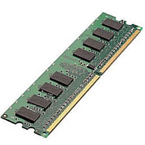 Kingston KVR800D2E5/1G 1GB 240p PC2-6400 CL5 9c 128x8 DDR2-800 1Rx8 1.8V ECC UDIMM