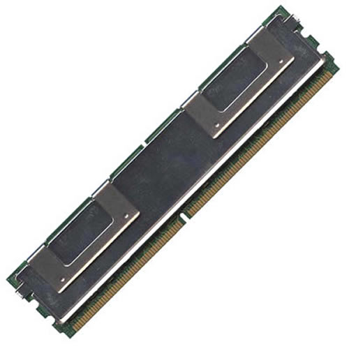 Gigaram CRK 8GB 240p PC2-5300 CL5 18c 2x512x4 DDR2-667 2Rx4 1.5V ECC FBDIMM Low Voltage