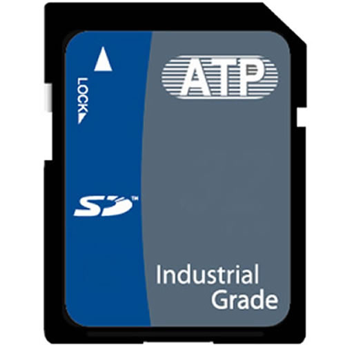 256MB SD Secure Digital Card Industrial Grade