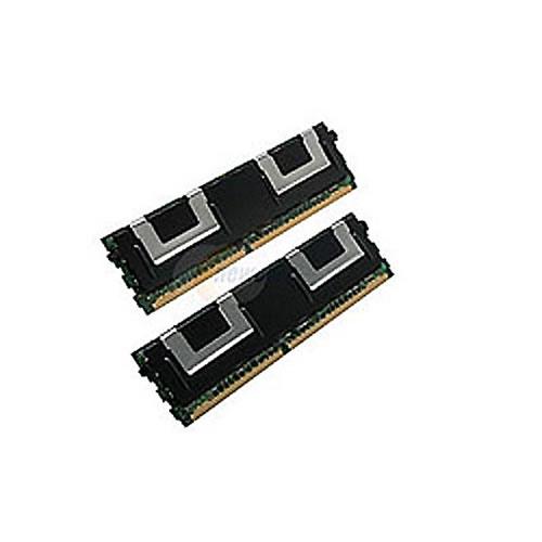 8GB 240p PC2-5300 CL5 18c 2x512x4 Fully Buffered ECC DDR2-667 FBDIMM NOB Sun Original