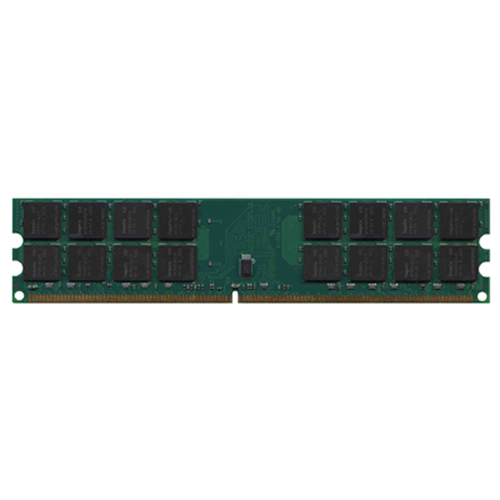 Micron/Gigaram GR2GU32T1284-667-MP1M 2GB 240p PC2-5300 CL5 32c 128x4 DDR2-667 2Rx4 UDIMM T100