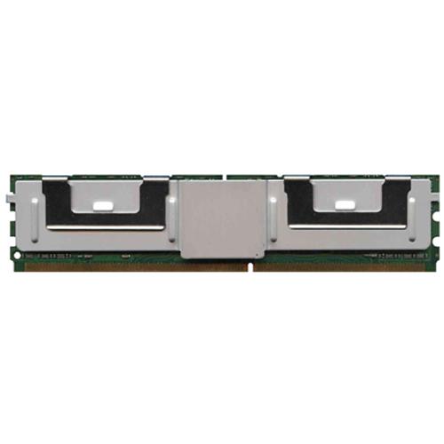 4GB 240p PC2-5300 CL5 9c 2x256x8 DDR2-667 2Rx8 1.8V ECC FBDIMM