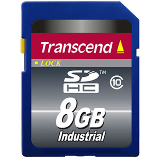 Gigaram CUB 8GB Industrial SDHC (Secure Digital) Card Class 6