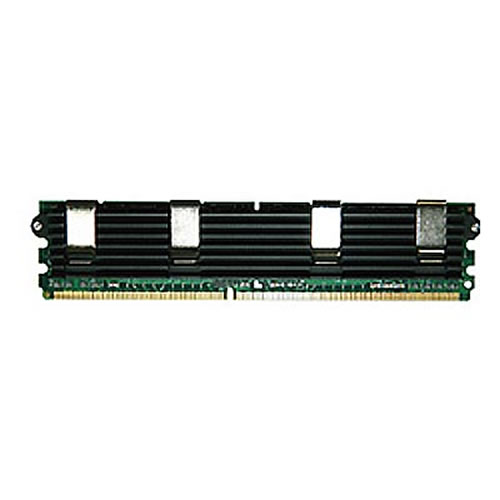 CUU 4GB 240p PC2-5300 CL5 18c 256x8 DDR2-667 2Rx8 1.5V ECC FBDIMM Low Voltage