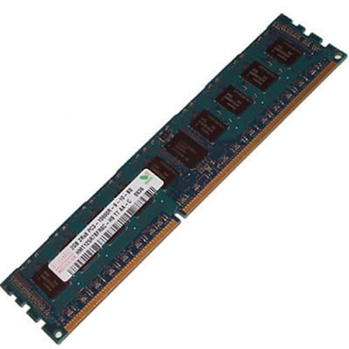 8GB 240p PC3-8500 CL7 36c 512x4 DDR3-1066 2Rx4 1.5V ECC RDIMM Sun Original