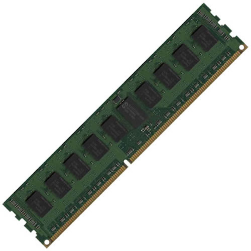 4GB 240p PC3-8500 CL7 18c 256x8 Registered ECC DDR3-1066 2Rx8 1.5V RDIMM
