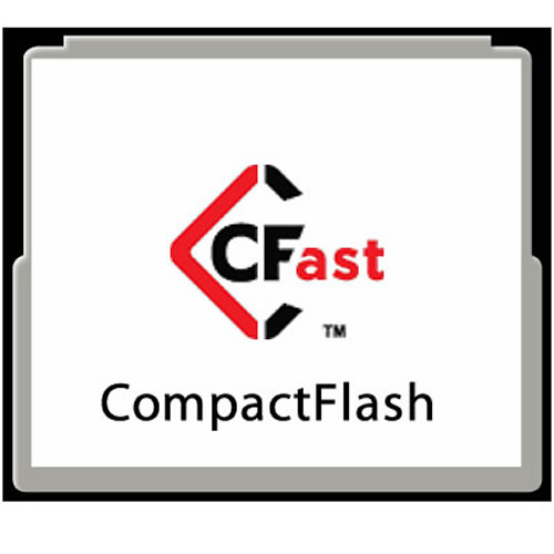 Supertalent CF/64-900X 64GB 7p CFAST Card 900x/600x Retail Packages
