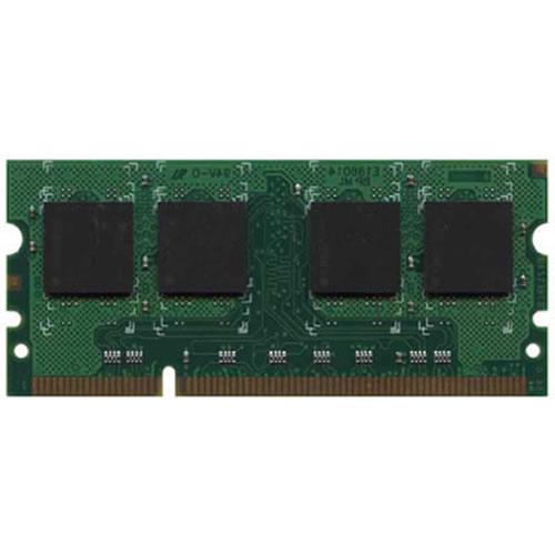 2GB 200p PC2-5300 CL5 18c 128x8 DDR2-667 2Rx8 1.8V ECC Registered SODIMM