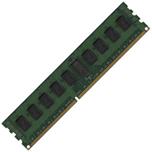 Elpida/Kingston KVR1333D3S8R9S/2G 2GB 240p PC3-10600 CL9 9c 256x8 DDR3-1333 1Rx8 1.5V ECC RDIMM
