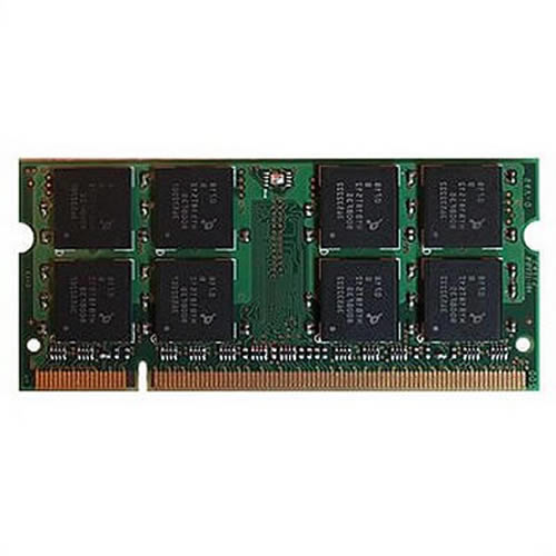 Major/3rd MT1GS8T6416-805-ZPXX 1GB 200p PC2-6400 CL5 8c 64x16 DDR2-800 2Rx16 1.8V SODIMM