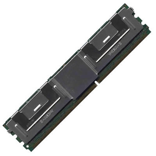DAC 2GB 240p PC2-6400 CL6 18c 256x4 DDR2-800 1Rx4 1.8V ECC FBDIMM Mac Pro