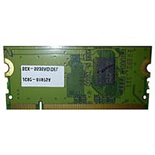 DAD 256MB 200p PC2-5300 CL5 2c 64x16 DDR2-667 16-bit SODIMM