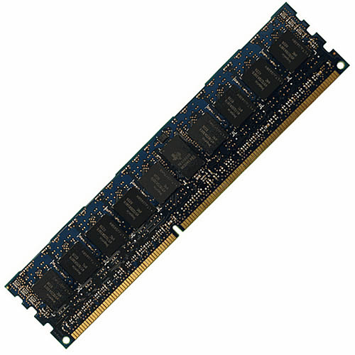 Micron/Gigaram MC728G/A DAT 4GB 240p PC3-10600 CL9 36c 256x4 DDR3-1333 2Rx4 1.5V ECC UDIMM For MacPr