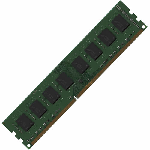 Hitachi/3rd MT4GU16K2568-16-HPXX DBB 4GB 240p PC3-12800 CL11 16c 256x8 DDR3-1600 1.35V UDIMM