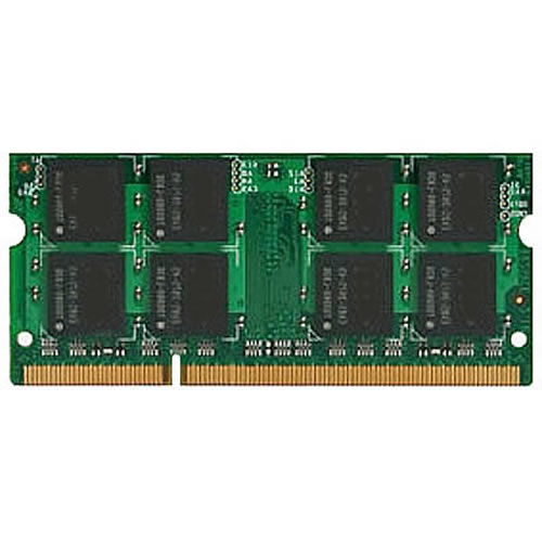 Gigaram  2GB 204p PC3-12800 CL11 8c 256x8 DDR3-1600 1Rx8 1.35V SODIMM