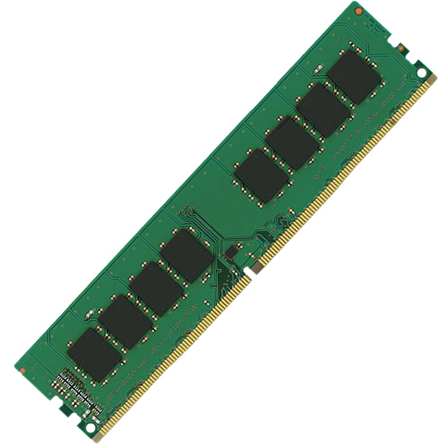Gigaram  8GB 288p PC4-19200 CL15 16c 512x8 DDR4-2400 2Rx8 1.2V UDIMM