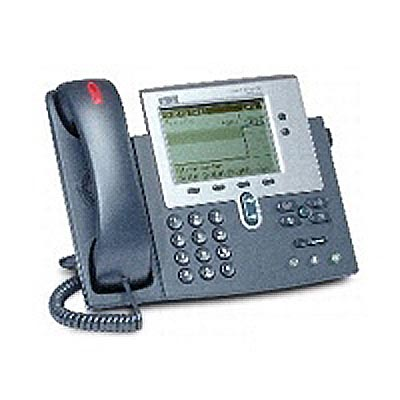 Cisco IP Phone 7940 incl. license New In Box