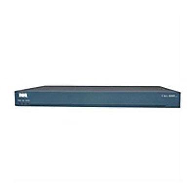 Cisco 2611 Router 64D/16F - 2 Ethernet Ports, 2 WAN slots, 1 Module Slot