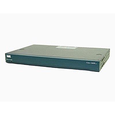 Cisco 2620 Router 64D/16F - 1 10/100 Ethernet, 2 WAN Slots, 1 Module Slot