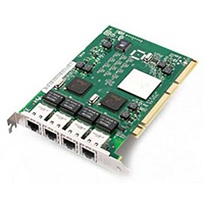 Intel PRO/10/100/1000Mbps T IP Storage Adapter RJ45