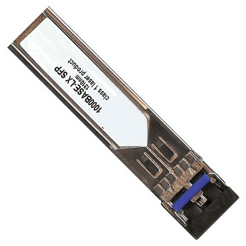 1000BASE-LX SFP SMF 1310 nm wavelength 10 km distance Nortel Transceiver Module